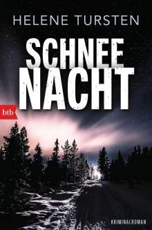 Helene Tursten: Schneenacht, Buch