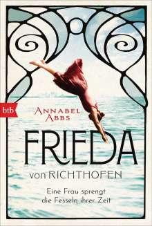Annabel Abbs: Frieda von Richthofen, Buch