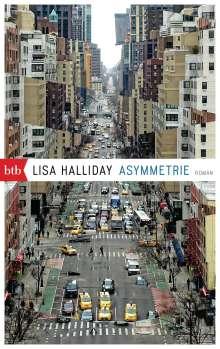 Lisa Halliday: Asymmetrie, Buch