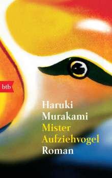 Haruki Murakami: Mister Aufziehvogel, Buch