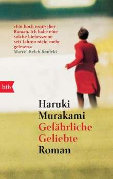 Haruki Murakami: Gefährliche Geliebte, Buch