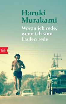 Haruki Murakami: Wovon ich rede, wenn ich vom Laufen rede, Buch