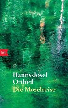 Hanns-Josef Ortheil: Die Moselreise, Buch