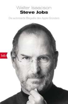 Walter Isaacson: Steve Jobs, Buch