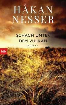 Håkan Nesser: Schach unter dem Vulkan, Buch