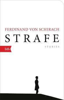 Ferdinand von Schirach: Strafe, Buch