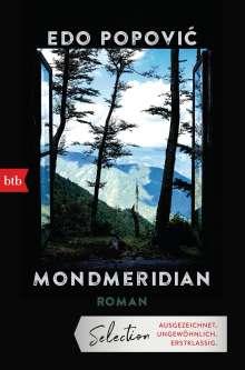 Edo Popovic: Mondmeridian, Buch