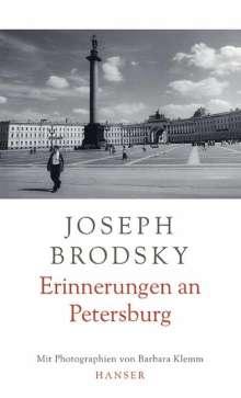 Joseph Brodsky: Erinnerungen an Petersburg, Buch