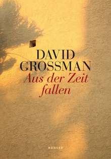 David Grossman: Aus der Zeit fallen, Buch