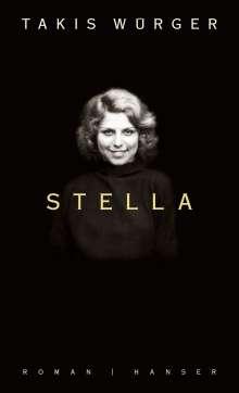 Takis Würger: Stella, Buch