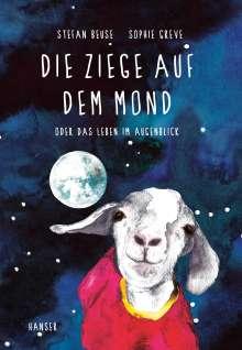 Stefan Beuse: Die Ziege auf dem Mond, Buch