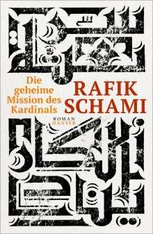 Rafik Schami: Die geheime Mission des Kardinals, Buch