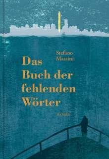 Stefano Massini: Das Buch der fehlenden Wörter, Buch