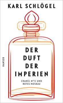 Karl Schlögel: Der Duft der Imperien, Buch