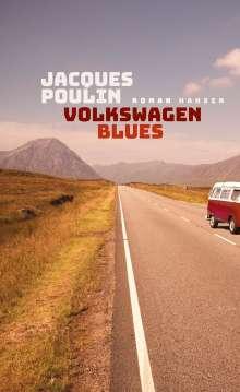 Jacques Poulin: Volkswagen Blues, Buch