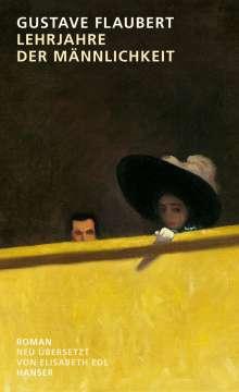 Gustave Flaubert: Lehrjahre der Männlichkeit, Buch