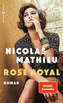 Nicolas Mathieu: Rose Royal, Buch