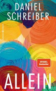 Daniel Schreiber: Allein, Buch