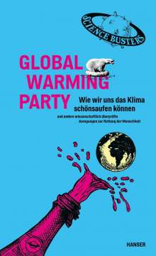 Martin Puntigam: Global Warming Party, Buch