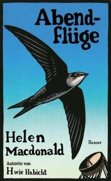 Helen Macdonald: Abendflüge, Buch