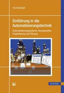 Tilo Heimbold: Einführung in die Automatisierungstechnik, Buch
