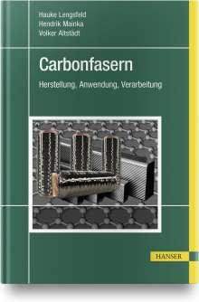 Hauke Lengsfeld: Carbonfasern, Buch