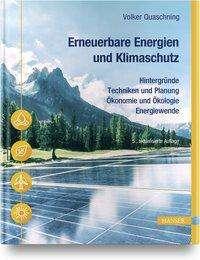 Volker Quaschning: Erneuerbare Energien und Klimaschutz, Buch