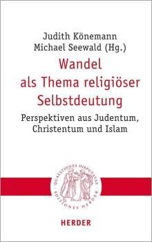 Wandel als Thema religiöser Selbstdeutung, Buch