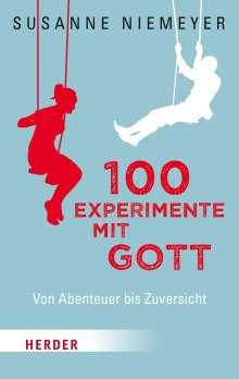 Susanne Niemeyer: 100 Experimente mit Gott, Buch