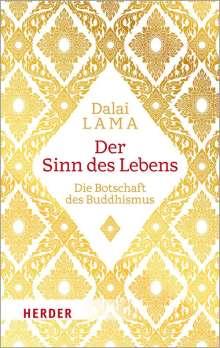 Dalai Lama: Der Sinn des Lebens, Buch