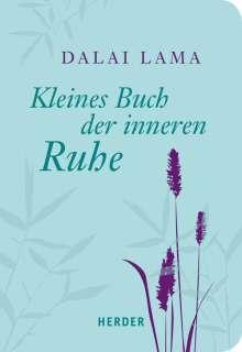 Dalai Lama: Kleines Buch der inneren Ruhe, Buch