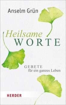 Anselm Grün: Heilsame Worte, Buch