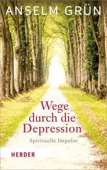 Anselm Grün: Wege durch die Depression, Buch