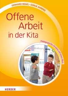 Gerhard Regel: Offene Arbeit in der Kita, Buch