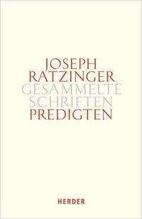 Joseph Ratzinger: Predigten 14/1, Buch