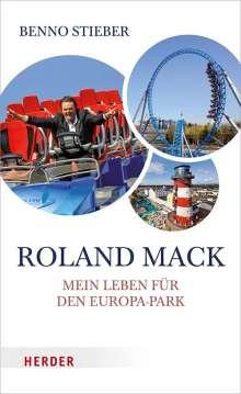 Benno Stieber: Roland Mack, Buch