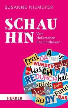 Susanne Niemeyer: Schau hin!, Buch