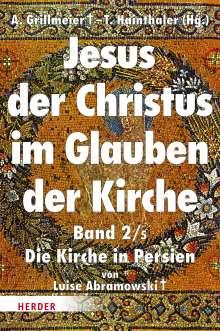 Luise Abramowski: Jesus der Christus im Glauben der Kirche, Buch