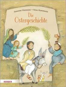 Susanne Niemeyer: Die Ostergeschichte, Buch