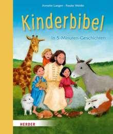 Annette Langen: Kinderbibel, Buch