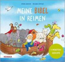 Erwin Grosche: Meine Bibel in Reimen, Buch