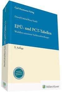 Isabell Düwel: EPÜ- und PCT-Tabellen, Buch