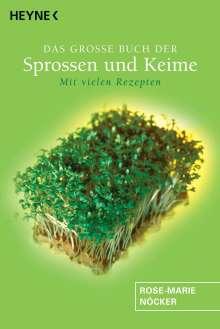 Rose-Marie Nöcker: Das große Buch der Sprossen und Keime, Buch