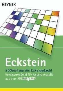 Eckstein: Um die Ecke gedacht. Sammelband, Buch