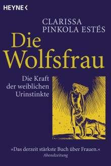 Clarissa Pinkola Estes: Die Wolfsfrau, Buch