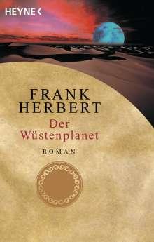 Frank Herbert: Der Wüstenplanet 01. Der Wüstenplanet, Buch