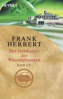 Frank Herbert: Der Wüstenplanet 04. Der Gottkaiser des Wüstenplaneten, Buch