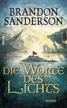 Brandon Sanderson: Die Worte des Lichts, Buch
