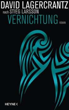 David Lagercrantz: Vernichtung, Buch