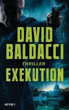 David Baldacci (geb. 1960): Exekution, Buch